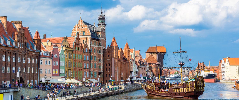 Tricity Break - Gdansk, Gdynia, Sopot - Visit Poland DMC